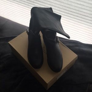 ***NEW***Cole Haan Black Riding Boots size 10